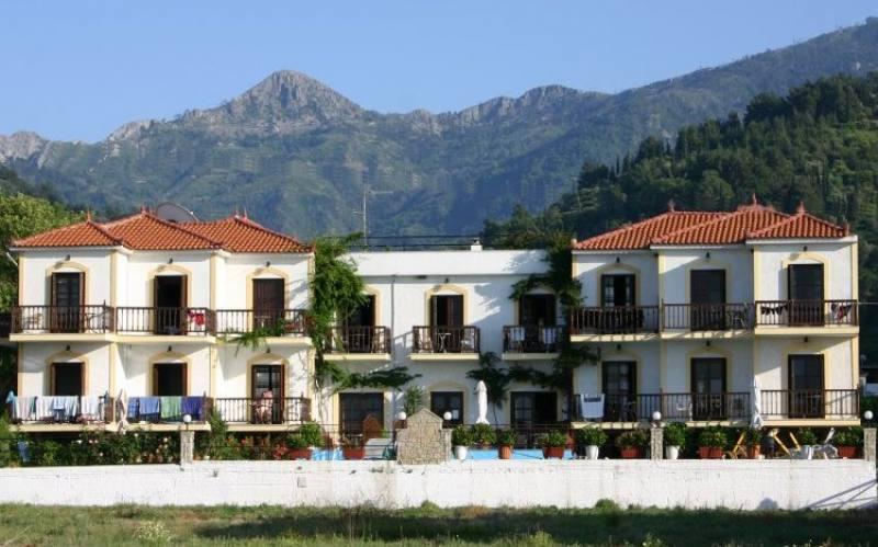Aparthotel Agios Konstantinos - Agios Konstantinos - Samos